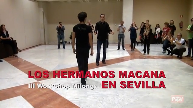 Los Hermanos Marcana Workshops – Tango & Queer Milonga