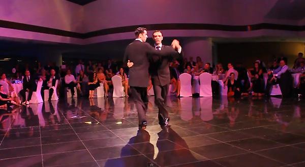 Los Hermanos Macana, Dubai Tango Festival 2013