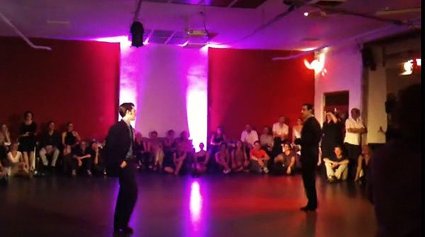 Fernando Gracia and Cristian Miño – Tango Kreuz & Queer 2013