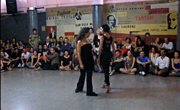 Moira Castellano and Carla Marano – Queer Tango