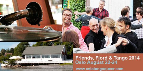 Friends Fjord & Tango 2014