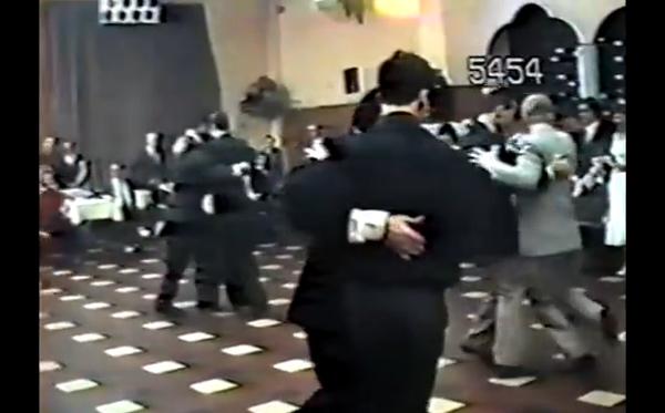 Milongueros,1992