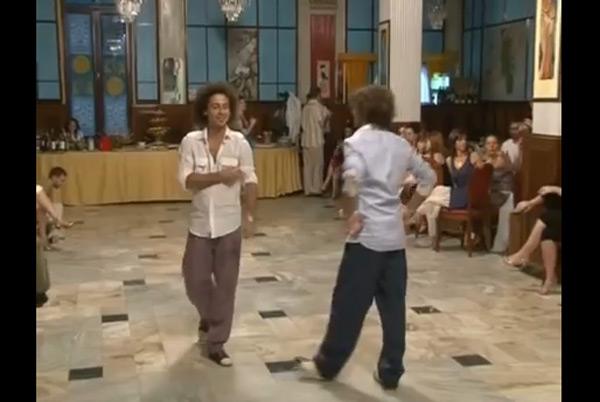 Ozhan Araz and Serkan Gokcesu – Queer Tango
