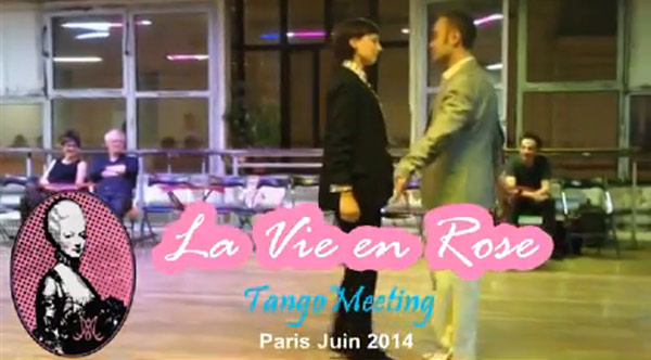 La Vie en Rose- Erika Atnip and San Fede