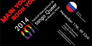 Queer Tango Festival in Buenos Aires 2014