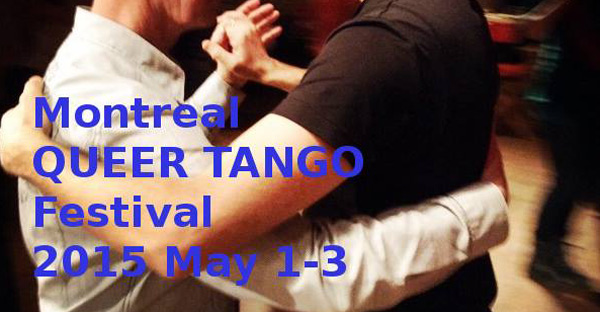 Queer Tango Montreal 2015
