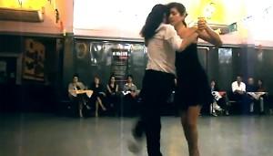 Katrin Urwitz and Jorge Frias