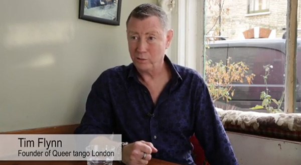 Short Film: 'Queer Tango London'