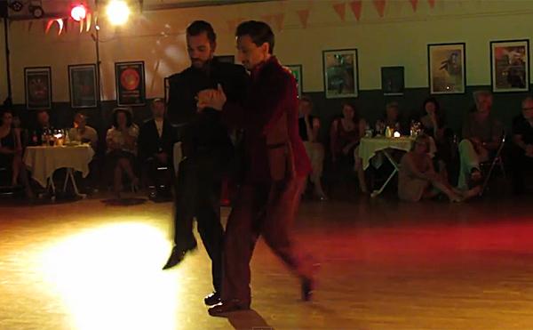 Martin Maldonado and Maurizio Ghella