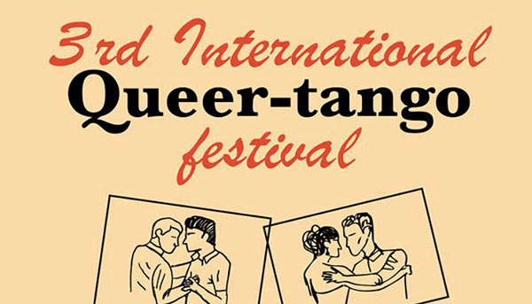 3rd International Queer-tango Festival - Russia 2015