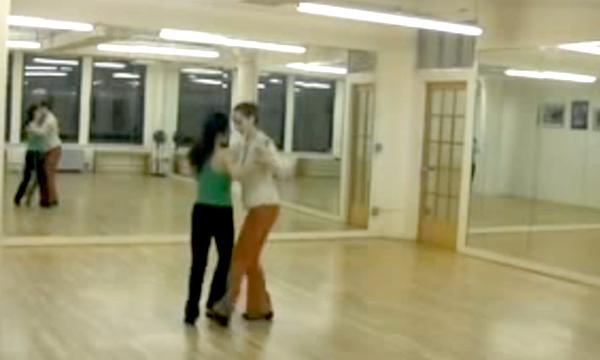 A Biagi Tango Lesson by Rebecca Shulman and Amy Zheng (2008)