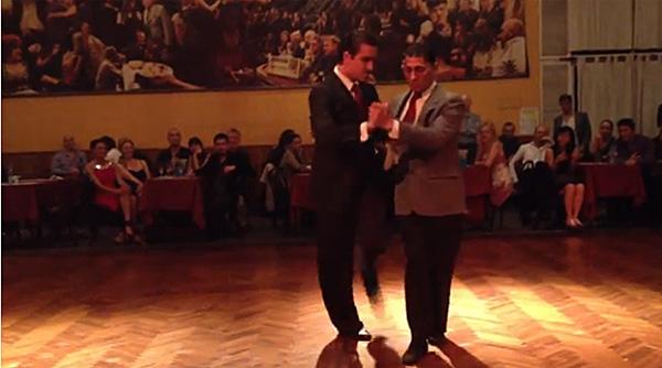 Tangosterona by Leandro Header and Sergio Segura (2014)