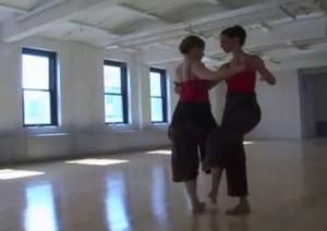 Valeria Solomonoff and Jamie Harrison