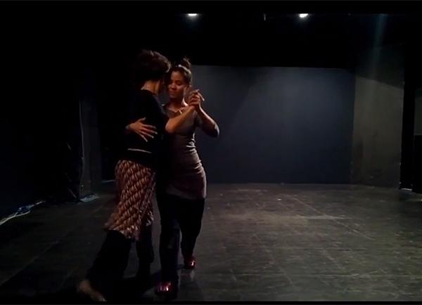 Francesca Tinti and Yailet Su – Queer Tango.