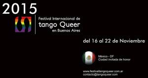Festival Internacional de tango Queer 2015