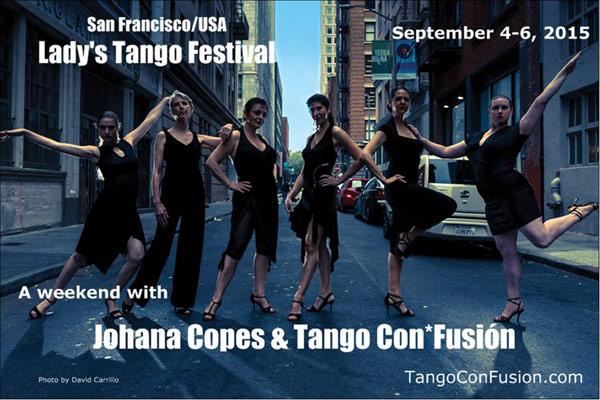 Lady's Tango Festival 2015