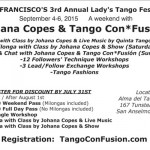 Lady's Tango Festival 2015 page 2