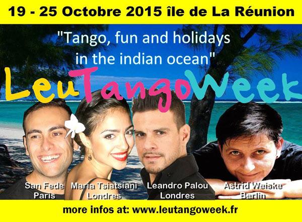 Leu Tango Week 2015 Reunion