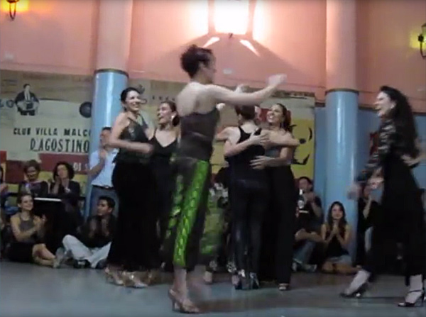 Mujercitas Tango Festival 2015 – The Leading Ladies of Buenos Aires !