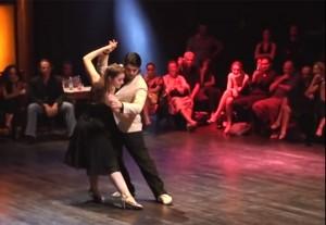 Ariadna Naveira and Fernando Sanchez 2010