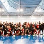 Football Tango workshop. Image: Joana Freitas