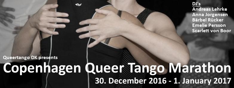 Copenhagen Queer Tango Marathon 2016