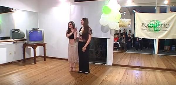 Natasha Lewinger and Iahara Stolarky
