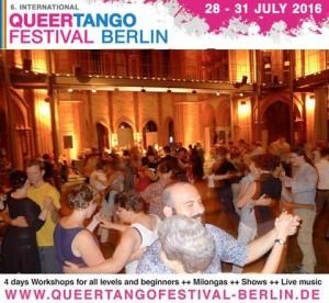 Queer Tango Festival in Berlin 2016
