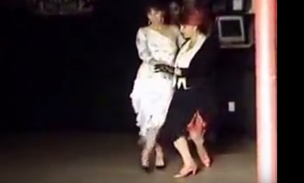 'Russian Tango' by Elena Pankey and Juliann (2008)