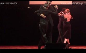 Mundial de tango 2016: Juan Pablo Ramirez and Daniel Arroyo