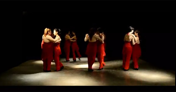 'Tango entre Mujeres' – Choreographed by Anahí Carballo