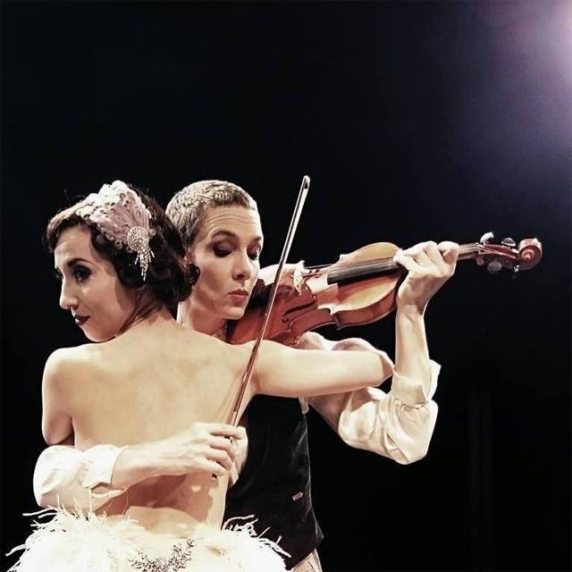 Céline Tiberghien & Chanelle Dumet