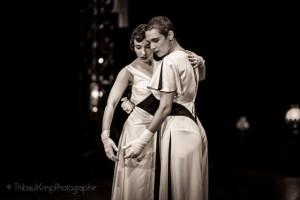 Céline Tiberghien and Chanelle Dumet photo by thiebaultgespphotographie