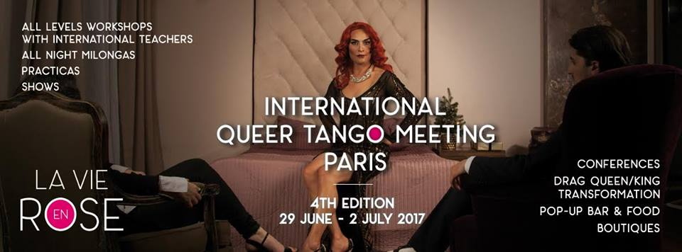 La Vie en Rose – Queer Tango Meeting 2017