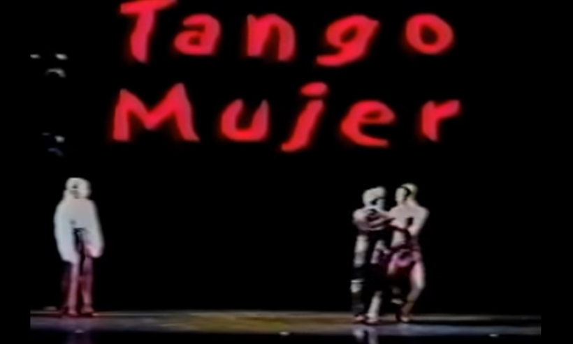 TangoMujer Promotional Video