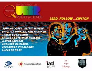 Queer Tango Weekend NYC