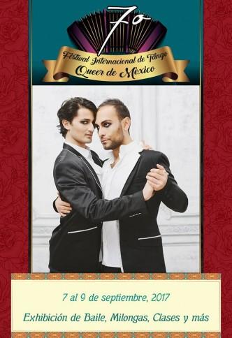 Mexico Queer Tango Festival 2017