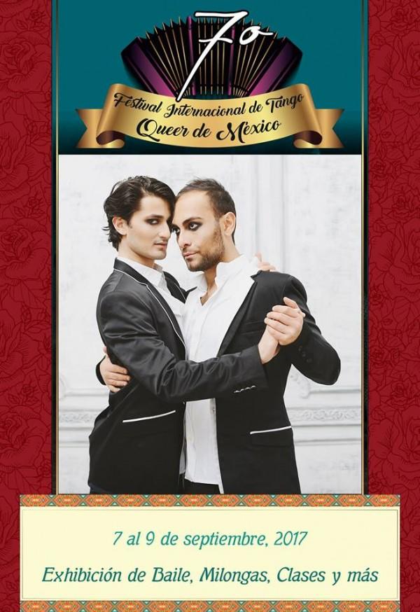 Festival Internacional de Tango Queer de Mexico