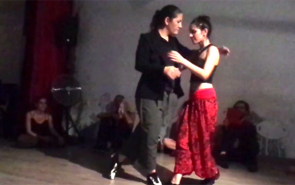 Soledad_and Dafne in Barcelona, 2017