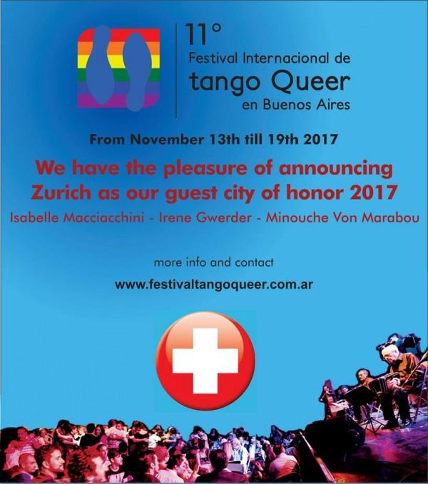 Festival Internacional de Tango Queer en Buenos Aires
