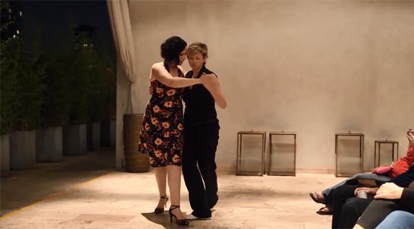 Andrea Wendland and Nicole Roberts – Adiós