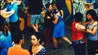 Milonga Queer Valparaiso 2018