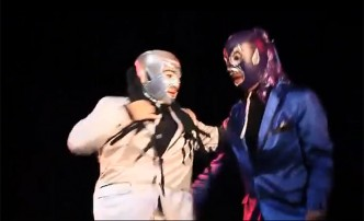 video still copyright Los Bailarines Enmascarados