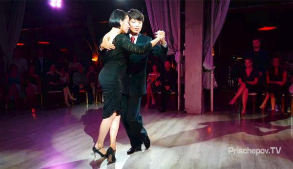 Kay Lee and Karen HaeJung Shin