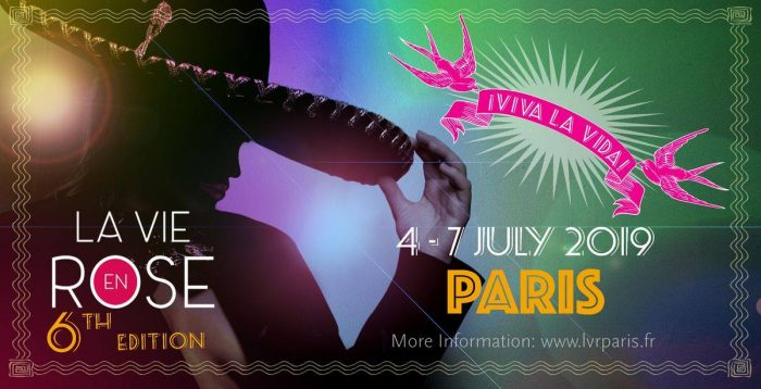 Copyright La Vie en Rose Queer Tango Festival Paris, LVR6 2019