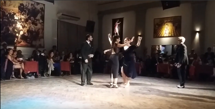 Mujercitas 2018 – The Teachers' Dance