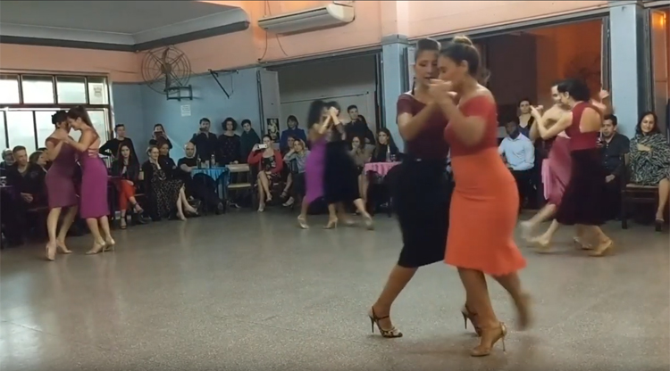 Mujercitas 2019 – The Teachers' Dance