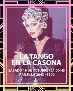 Copyright La Tango Drag