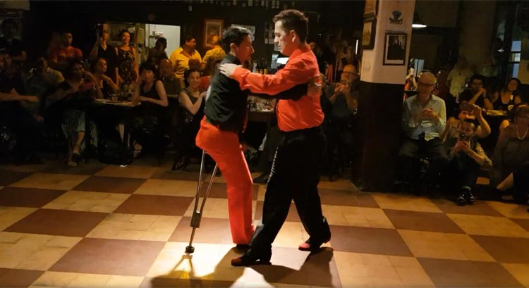 13. Festival Internacional de Tango Queer en Buenos Aires