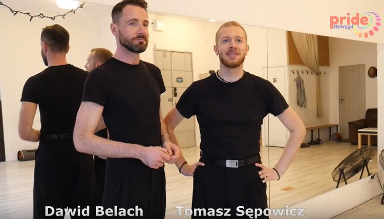 Queer Tango in Poznan, Poland (2019)